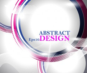 Abstract ornate vector background 03