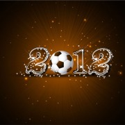 Link toAbstract football design vector background 02