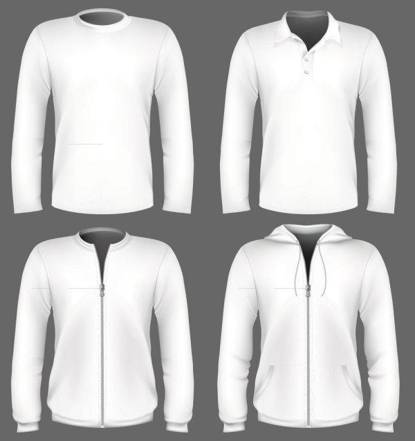 Design Clothes Free | Creative Clothes Design Elements Vector Set 12 Free Download