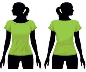 Creative Clothes design elements vector set 02
