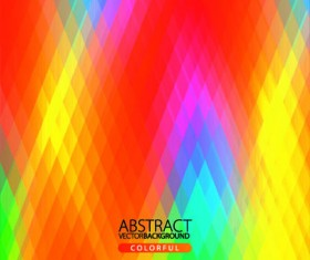 Colorful Abstract background elements vector 04
