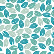 Link toSet of seamless leaves pattern vector 05