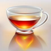 Link toSet of teapot and tea cup vector 01