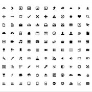 Link toSmall fine vector app icons