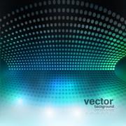 Link toSet of blue grid vector background vector 04