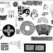 Link toVintage pattern design elements vector 02