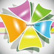 Link toColorful template creative vector background 01