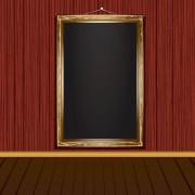 Link toSet of vintage wooden photo frame vector 01