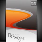 Link toFlyer and brochure background vector 02