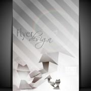 Link toFlyer and brochure background vector 03