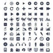 Link toVarious web icon collection vector 01