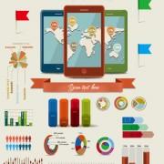 Link toBusiness infographics elements vector 01