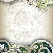Link toElements of ornate floral frame vector 02