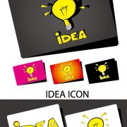 Link toLaconic cards design elements vector 05