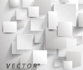 abstract White vector background art 02