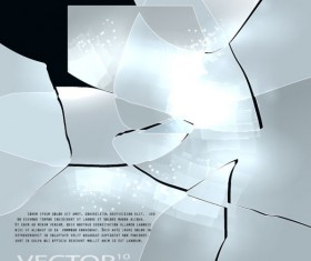abstract White vector background art 05