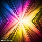 Link toElements of creative abstract background vector art 03