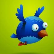 Link toSet of cartoon funny bird vector 01