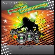Link toMusic elements disco dance vector 03