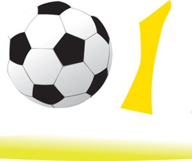 UEFA EURO 2012 design elements vector 04