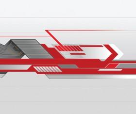 Light Speed vector backgrounds 04