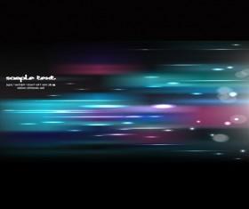 Light Speed vector backgrounds 05
