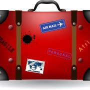 Link toSet of travel bags illustration vector 01
