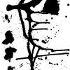 Elements of ink splatters vector background 05