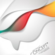 Link toAbstract concept brochure cover background vector 04