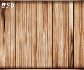 Wooden Floor vector background 04