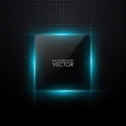 Link toBlack glass frames vector background 03