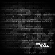 Link toElements of brick wall background vector 04