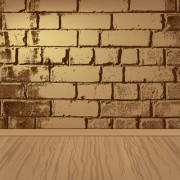 Link toElements of brick wall background vector 05