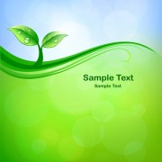 Link toEcological and bio vector background 03
