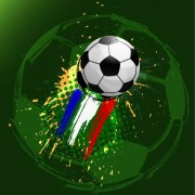 Link toEuro cup 2012 soccer background vector 01