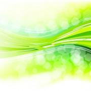 Link toGreen eco elements background vector 02