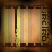Link toSet of retro grunge background vector 04