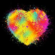 Link toElements of romantic heart vector 04