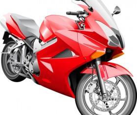 Various luxury Motorbike vector 02