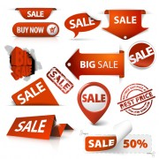 Link toBest sale elements label stickers 04