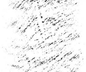 Set of subtle grunge elements vector background 08