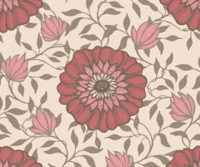 Floral Decorative pattern art elements vector 01