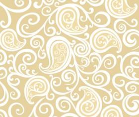 Floral Decorative pattern art elements vector 05
