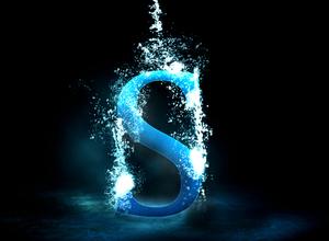 Splashing Water Brushes for Photoshop