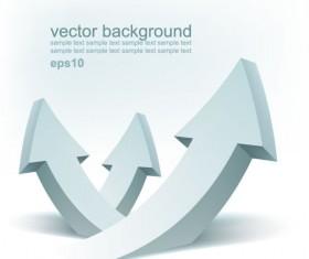 Concept 3D vector background graphics 01