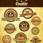 Link toBest business elements labels vector 03