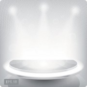 Link toBusiness booth lighting effects vector background 02