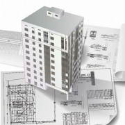 Link toArchitecture drawings design elements vector graphics 05