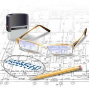Link toArchitecture drawings design elements vector graphics 07