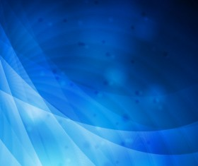 Abstract blue background vector set 05